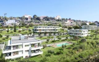 Appartement en résidence neuve - Nice collines