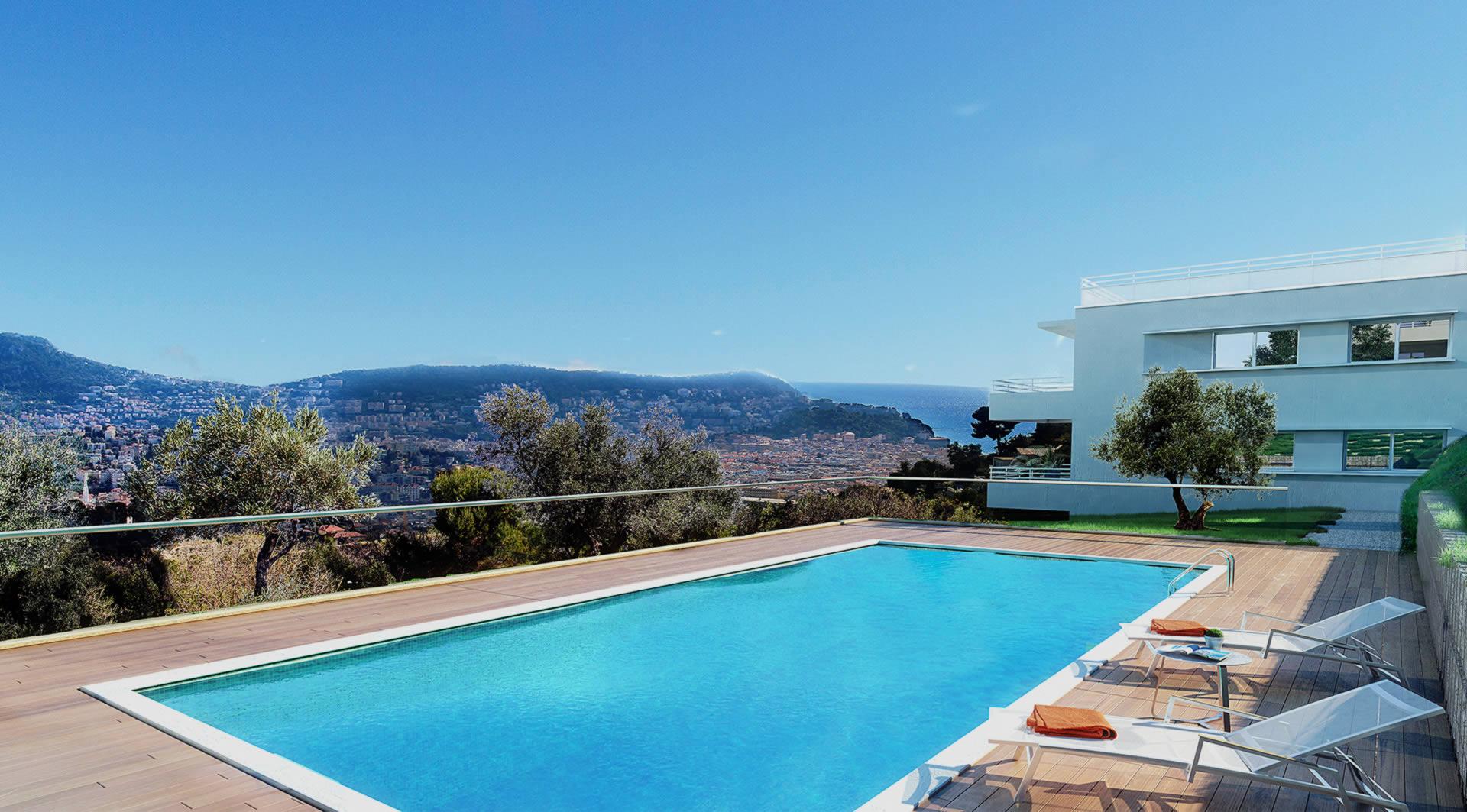 Immobilier neuf à Nice et sa région